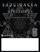 sadgiqacea/hivelords summer tour 2013